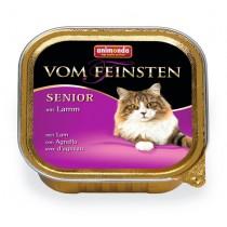 animonda Vom Feinsten Senior 100g Schale - Katze