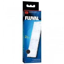 FLUVAL U3 Poly-/Aktivkohle Filtereinsatz 2er Pack (A491)