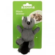 azoona Katzenspielzeug Stinktier 14,5cm grau (712611)
