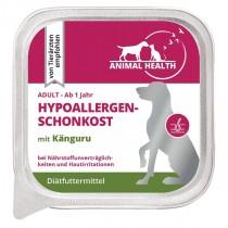 Hypoallergenschonkost 150g mit Känguru
