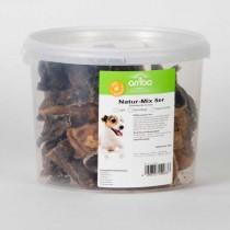 arriba Natur Mix 5er 500g Eimer Hundesnack
