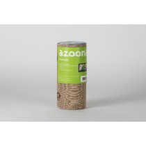 azoona Kratzrolle aus Wellkarton 20x8cm (1006633)