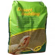 Desert Bedding gelb 20l Terrarienerde
