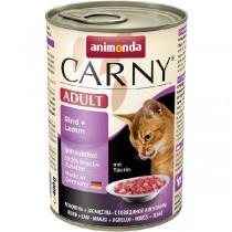 animonda Carny Adult Rind+Lamm