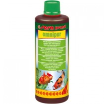 sera pond omnipur S 500ml (07570) - Breitbandmedikament