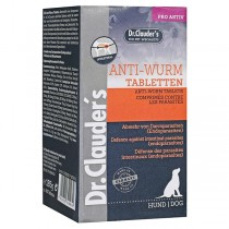 Dr. Clauders Anti-Wurm Tabletten 185g