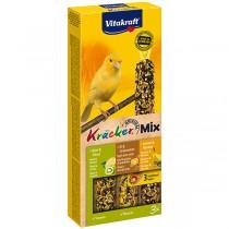 Vitakraft Kräcker Mix Ei / Kiwi / Banane Kanarien 3St./80g (21213)