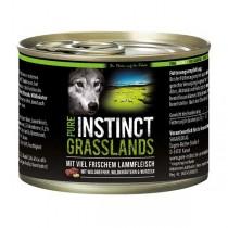 PURE INSTINCT GRASSLANDS Dose mit Lamm