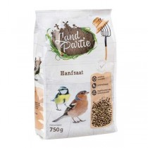 LandPartie Wildvogel 750g Hanfsaat (811256)