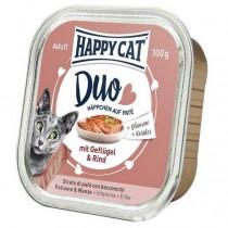 Duo Häppchen auf Paté