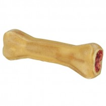 Kauknochen Salami
