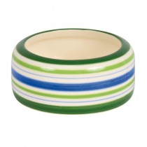 Napf Keramik grün