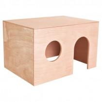 Holzhaus Meerschweinchen