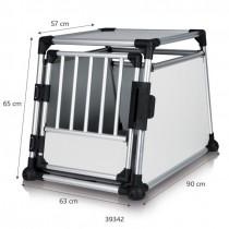 Transportbox Aluminium