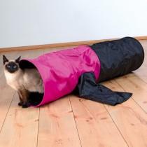 TRIXIE Spieltunnel Nylon 115cm (4302) Katze