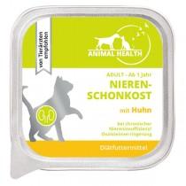 Animal Health Katze Adult 100g Nierenschonkost mit Huhn