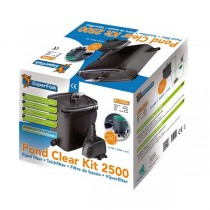 Pond Clear Kit Set 2500