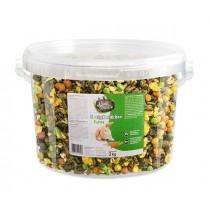 LandPartie Zwergkaninchenfutter 2kg Eimer