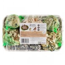 LandPartie  Wildvogelfutter köstliche Mischung 7teilig 550g (279082)