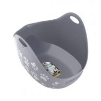 HabaPet LitterLocker LitterBox Katzentoilette grau (10510)