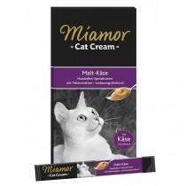 Miamor Cat Cream Malt Käse 6x15g Liquid Snack