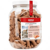 MERA pure sensitive goody snacks Lachs&Reis 600g (059118)