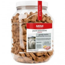 MERA pure sensitive goody snacks Truthahn&Kartoffel 600g (059218)