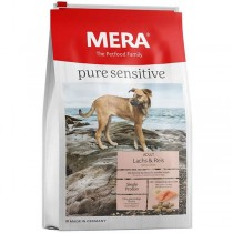 MERA pure sensitive Adult Lachs&Reis 12,5kg (056850)