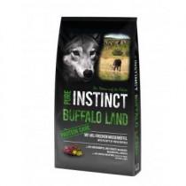 Buffalo Land mit Büffel und Strauß 12kg
