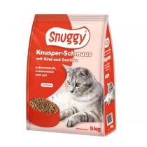 Knusper-Schmaus 5kg mit Rind & Gemüse