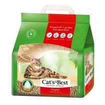 Cat`s Best Original Katzenstreu 4,3 kg 10 Liter