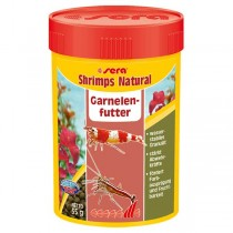 Shrimps Natural 100ml Garnelenfutter