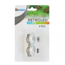 Retro LED Halteklammern