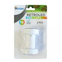 Retro LED Wasserdichte Endkappen T8