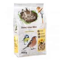 LandPartie Wildvogel Streufutter-Mix schalenlos 800g (210270)