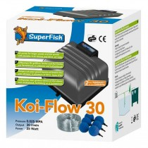 SuperFish Koi Flow 30 Belüftungsset