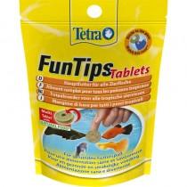 Tetra FunTips Tablets 20 St. Zierfischfutter (254145)