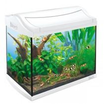 AquaArt Aquarium 20 l weiß