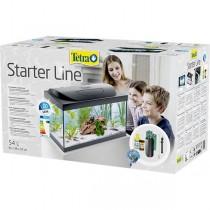 Tetra Starter Line LED 54L Aquarium schwarz (256989)