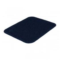 TRIXIE Vorleger PVC für Katzentoiletten dunkelblau 37x45 cm