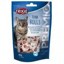 TRIXIE PREMIO Tuna Rolls 50g Snack Katze