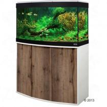 Vicenza 180 Aquarium Kombination weiß/eiche