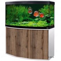 Vicenza 260 Aquarium Kombination weiß/eiche