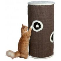 Cat Tower Vitus 115cm braun/creme