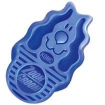 KONG ZoomGroom Hundebürste blau 10,2x4cm