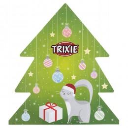 TRIXIE Xmas Geschenkbox 4-teilig Katze (9266)