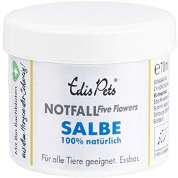 Edis Pets Five Flowers Notfall Salbe