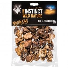 PURE INSTINCT Wild Nature Hundesnack 100% Pferdelunge