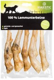 Lammunterbeine