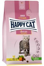 HAPPY CAT Junior Land-Geflügel 300g (70538)